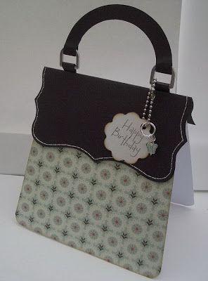 A Handbag! | Blush Crafts