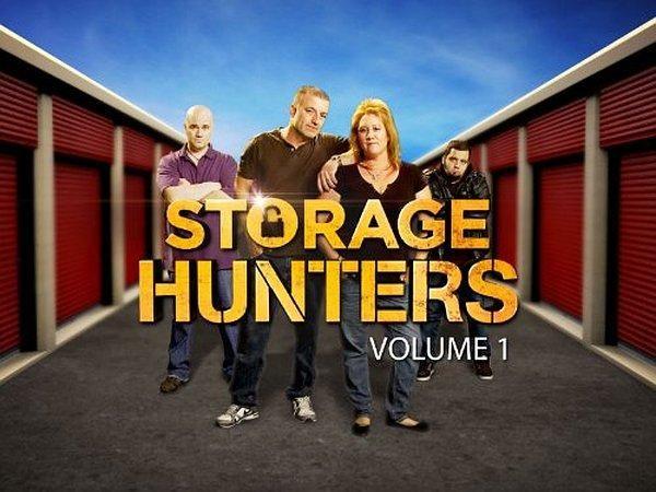 Storage Hunters (TV Series 2011- ????)