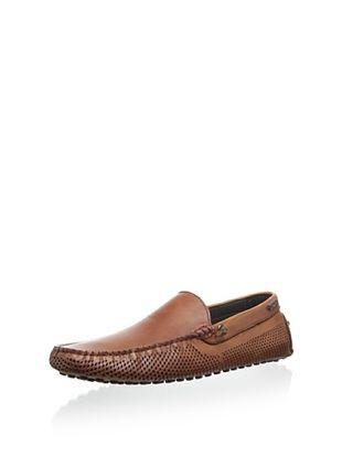 50% OFF Kenneth Cole New York Men's Listen Up Driving Shoe (Cognac)