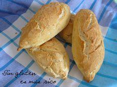 Receta de pan blanco sin gluten