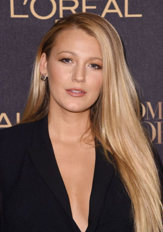 Blake Lively - L'Oreal Paris Women of Worth Event in NYC 11/16/16