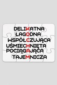Kocham Dla Niej - Puzzle