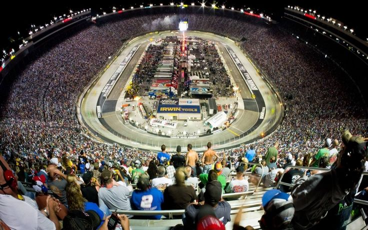 Bristol Motor Speedway | Bristol, TN | Bristol Motor Speedway and Dragway offers informative and entertaining track tours of one of the Nation's most popular motor sports venues.