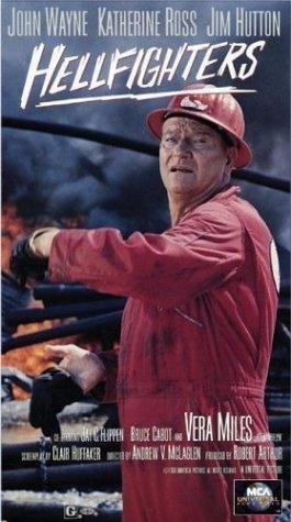 """John Wayne in """"Hellfighters""""                              …                                                                                                                                                                                 More"""