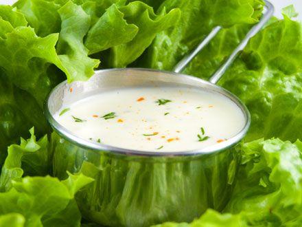 Dressing pentru salate cu lapte batut - Dressing pentru salate cu lapte batut
