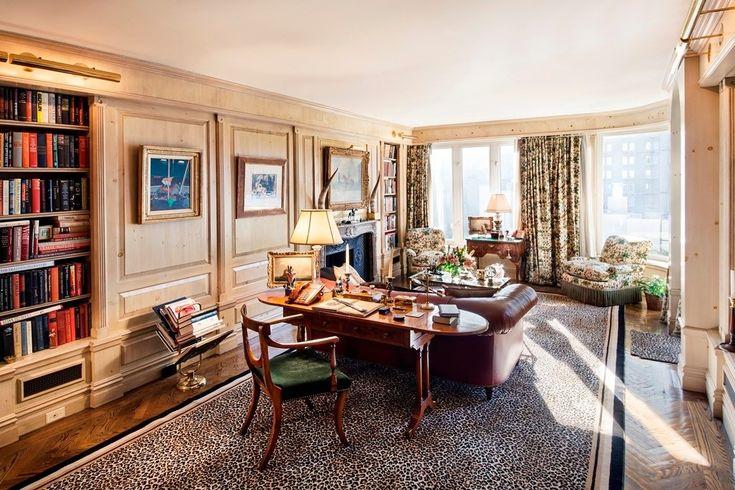 Joan Rivers' Lush Manhattan Penthouse is 'A Piece of Work' up for sale at 28M #luxuryhomes #rodeorealty #homesbyshelhee @shelhee @shelhee