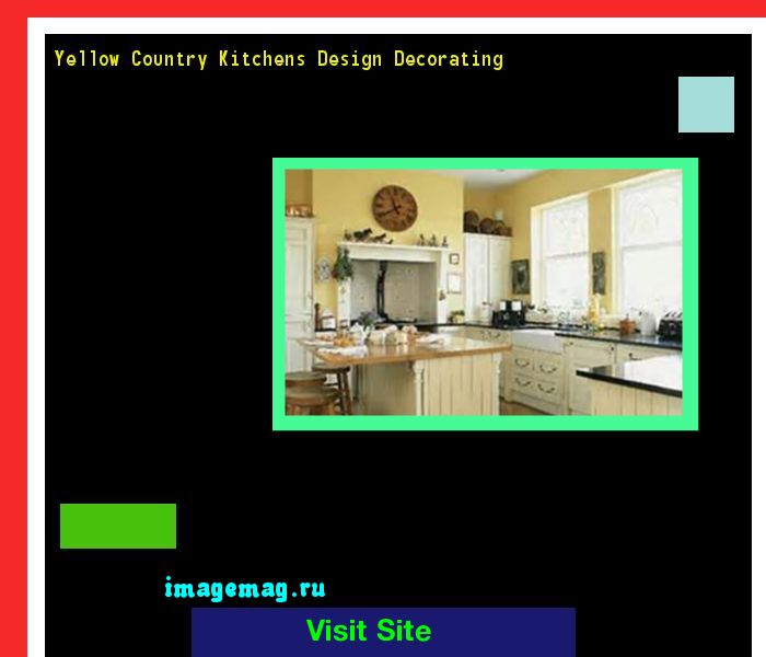 Yellow Country Kitchens Design Decorating 220513 - The Best Image Search