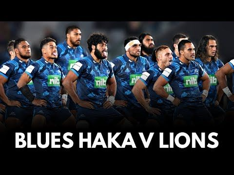 BLUES HAKA VS BRITISH IRISH LIONS  2017 ᴴᴰ