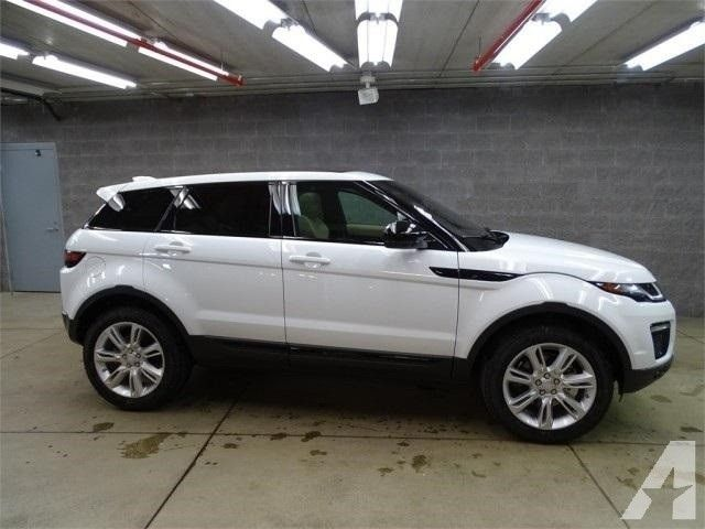 2016 Land Rover Range Rover Evoque Price On Request Vehicles