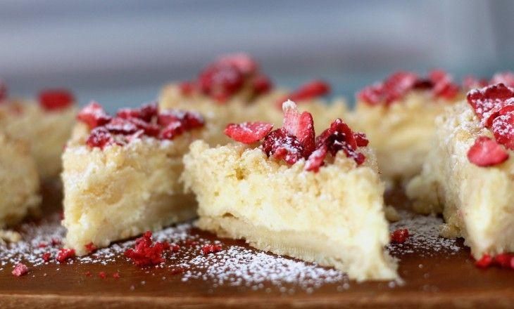 Det här kakan blir en favorit. Jag lovar! Vi kallar den pajkaka. Genialiskt…