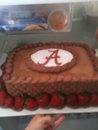 Alabama groom's cake <3