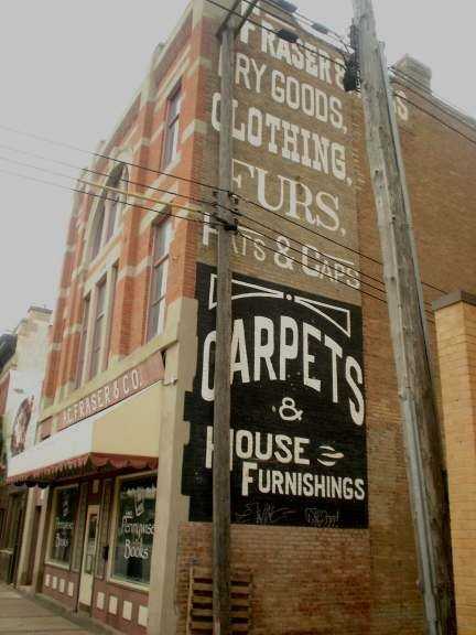 A.C. Fraser & Co. Rosser Avenue