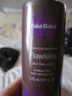 Pink Glam: Fake Bake flawless The results!