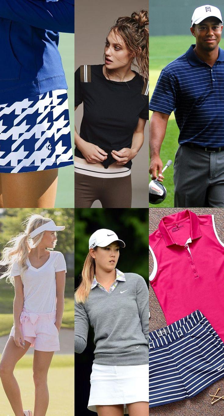 Olimpíadas e moda inspiração nos esportes para vestir GOLFE