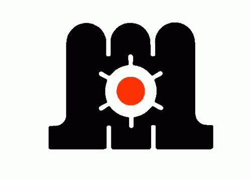 maine hockey logos   Maine Mariners 1982-83 hockey logo of the AHL
