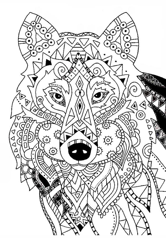Картинки раскраски распечатать животные подростковые