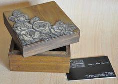 Vício do Blog: Exposição: trabalhos em folha de estanho, de Maria Alice Marcelo