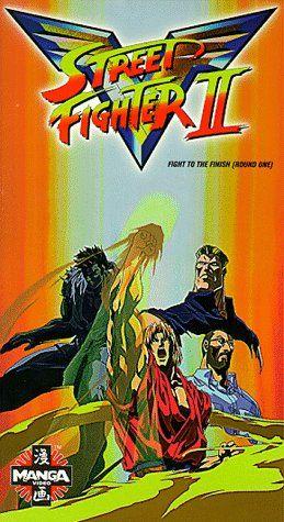 Street Fighter II V9 [VHS] @ niftywarehouse.com #NiftyWarehouse #StreetFighter #VideoGames #Gaming