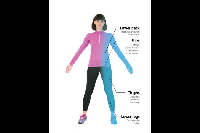 The right stretches can help relieve sciatica. (Bejamin Chasteen/Epoch Times)
