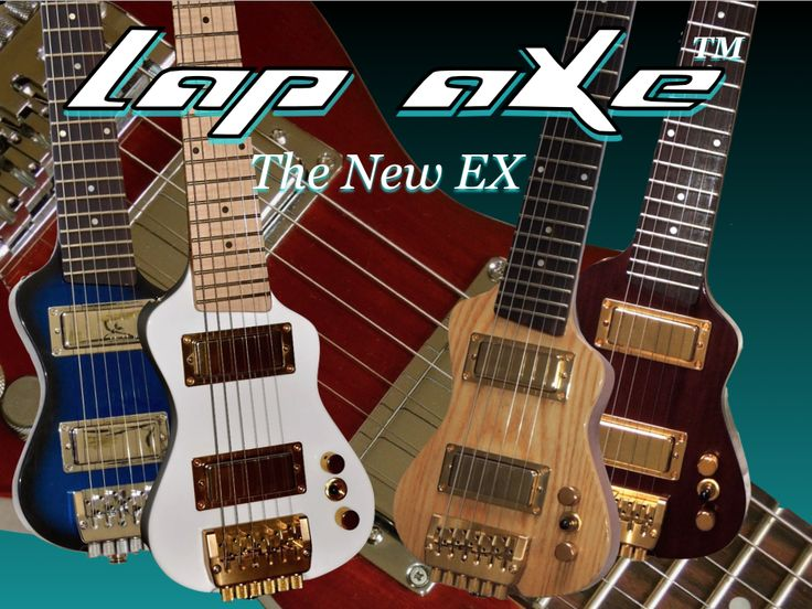 Travel Guitar Lap axe brings you the new RFS EX travel instrument