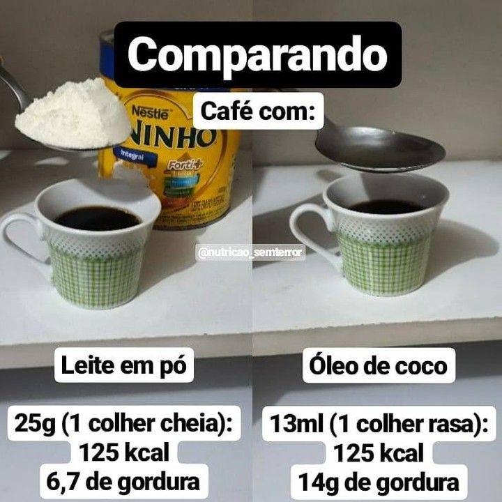 Essa E Pra Quem Pensa Que Cafe Com Leite Em Po Nao Pode Porque