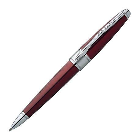 Bolígrafo Cross Apogee Laca Titian Rojo. Una colección inspirada en el estilo vintage y convertible en portaminas. 100€