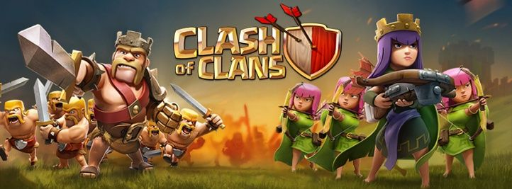 Facebook Cover Photo Clash of Clans #Game #App #ClashofClans #games #FacebookCover