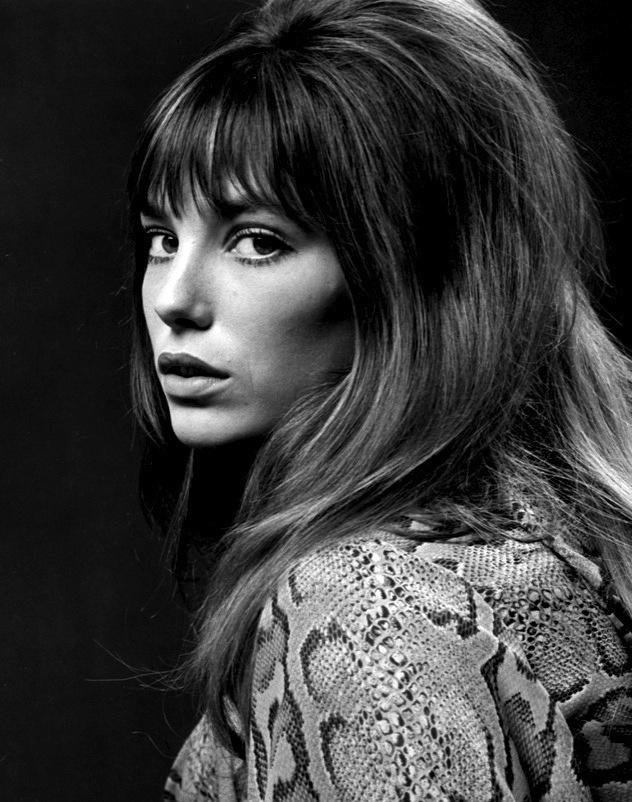 Jane Birkin, 1969. Photo: Patrick Lichfield.
