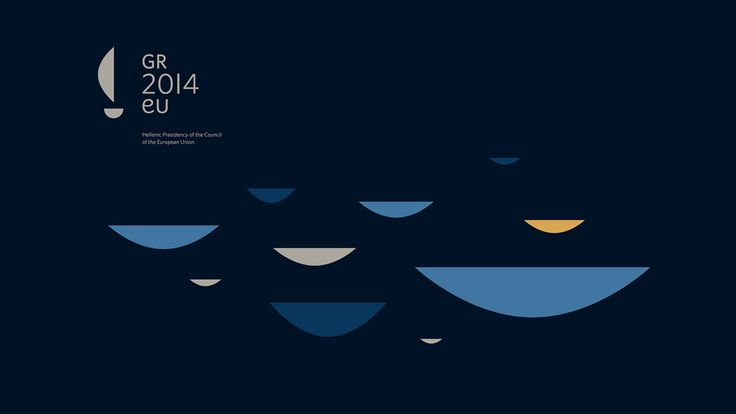 Hellenic Presidency of the Council of the European Unio on Behance