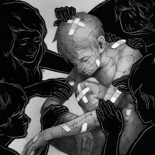 加拿大插画师AshleyMckenzie插画作品-绘本/漫画-绘画艺术 - 优秀作品欣赏 - 站酷网(ZCOOL)
