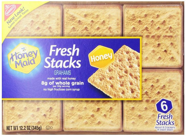 Honey Maid Graham Crackers in Fresh Stacks (12.2-Ounce Box) ** Stop everything and read more details here! : Fresh Groceries