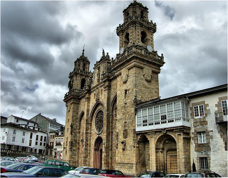 Catedral de Mondoñedo (Lugo)