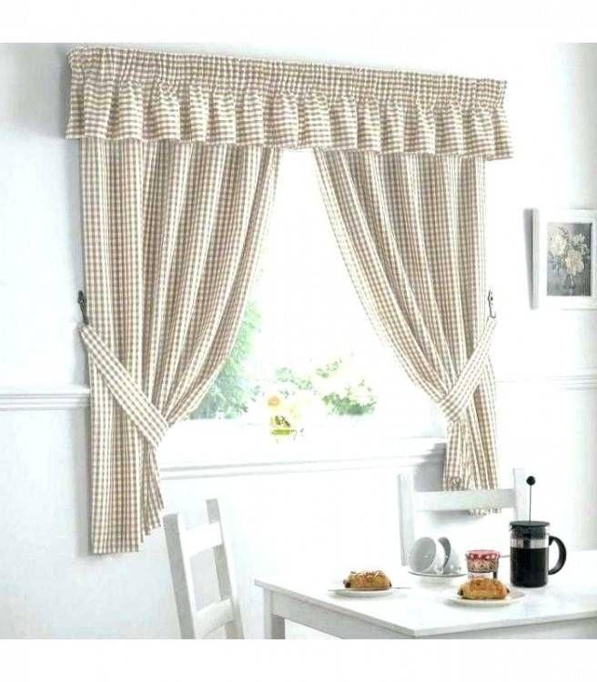Image Modele Rideaux Pour Cuisine Gingham Curtains White Kitchen Curtains Red Kitchen Curtains