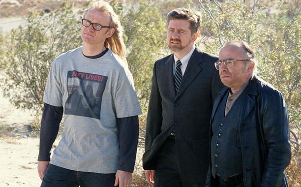 X-Files: Lone Gunmen to return!! Squeee!   EW.com