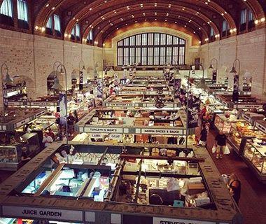 America's Best Food Halls           | Travel + Leisure