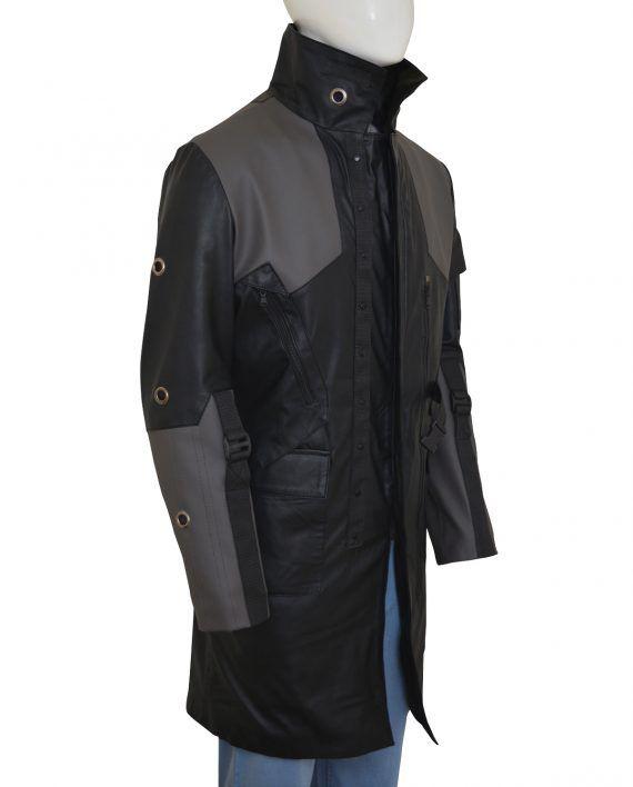 Deus Ex Adam Jensen Video Game Coat