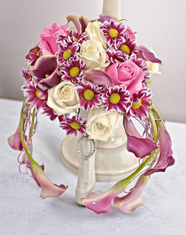 - Brautsträuße Pink