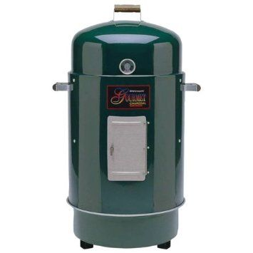 Brinkmann Gourmet Charcoal BBQ Smoker and Barbecue Grill.: Amazon.co.uk: Garden & Outdoors