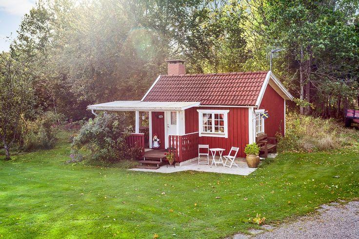 Haus kalvaberg 2 schweden pinterest gartenh user for Skandinavien haus bauen