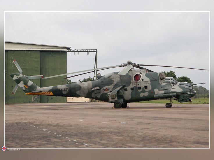 Mi-24P Sri Lanka Air Force