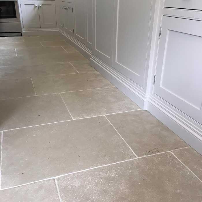 Paris Grey Limestone Tiles - 55 British pounds