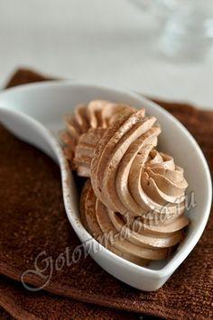 Масляный шоколадный крем