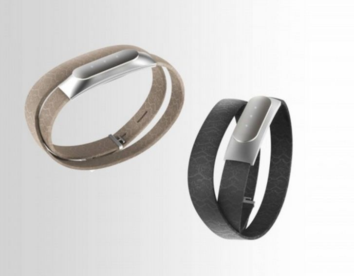 MiBand, Xiaomi's new wristband only costs £7.50 (only available in China).