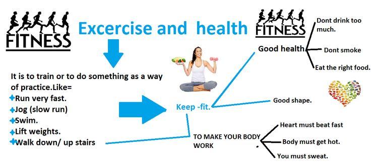 Elena, Exercise and health