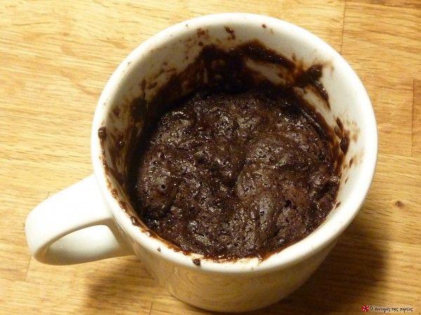 Brownie στο λεπτό #sintagespareas