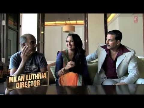 "Watch the making of ""Ye tune Kya Kiya"" song from upcoming hindi movie Once upon A Time In Mumbaai Dobara starring Akshay Kumar, Sonakshi Sinha, Imran Khan. The song is in voice of Javed Bashir, the music is from Pritam & lyrics are written by Rajat Arora."