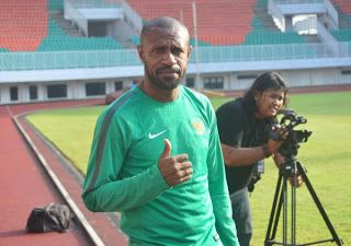 ballindo: Boaz Left Indonesia National Team Training Camp