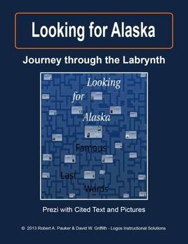 """""""Looking For Alaska"""" by John Green Essay Sample"""