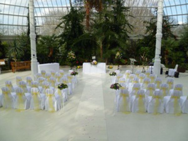 Palm House Liverpool by Elegant Twist