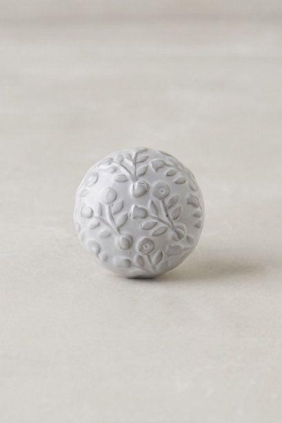 Stone Seedling Knob #anthropologie
